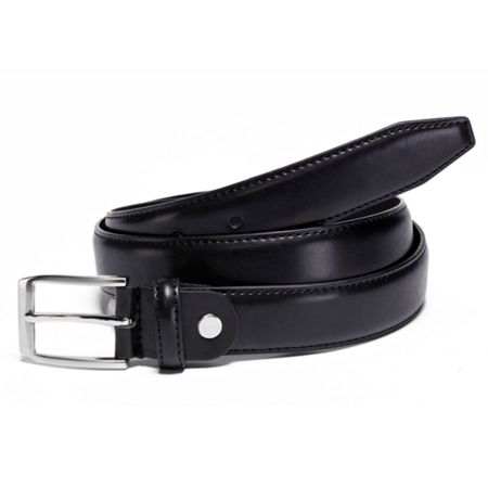 Paul Costelloe Black Stitch Belt