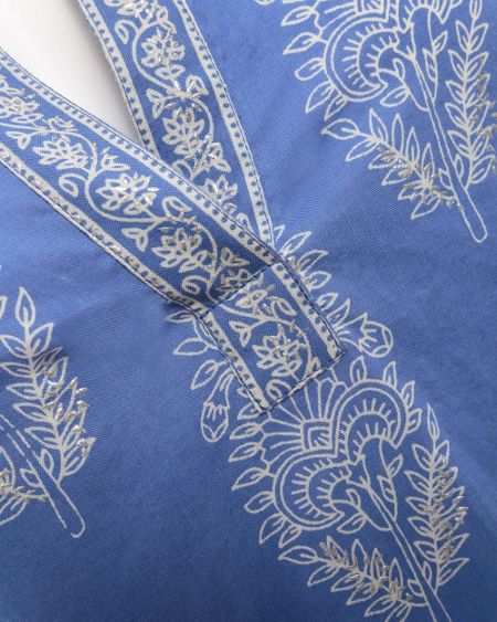 East Rambagh print tunic