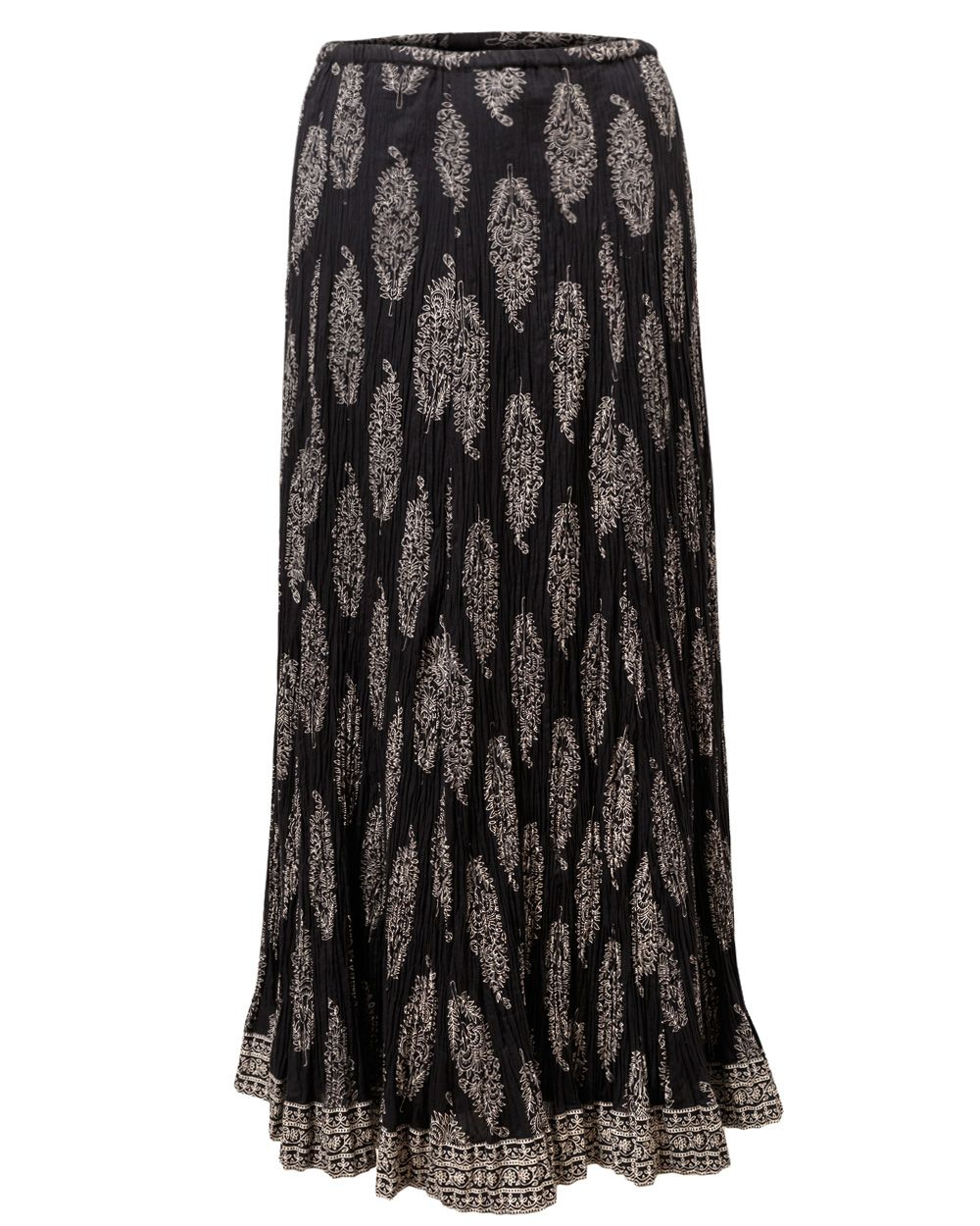 Rambagh Festival Maxi Skirt