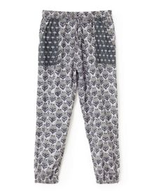 Cecily Print Trousers