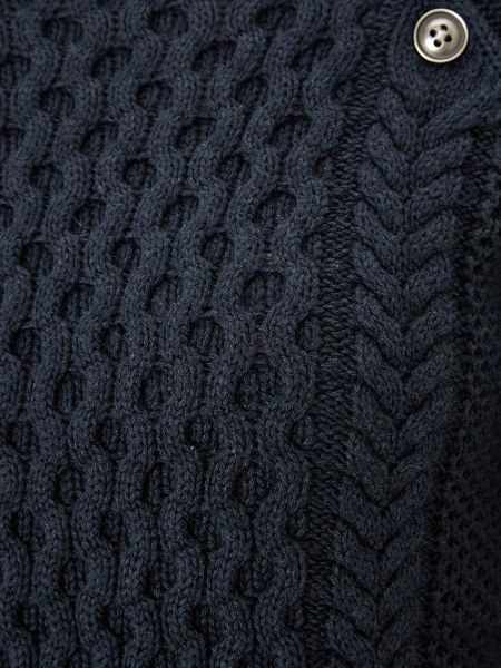 East Cable Detail Cotton Jumper