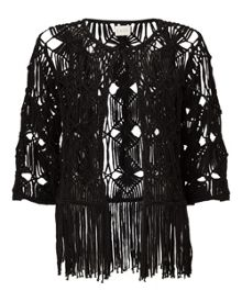 East Hand Crochet Jacket