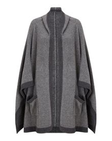 East Hooded Poncho