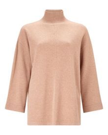 East Merino Turtle Neck Jumper
