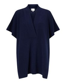 East Oversized Wrap Jumper