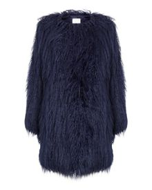 East Faux Fur Coat