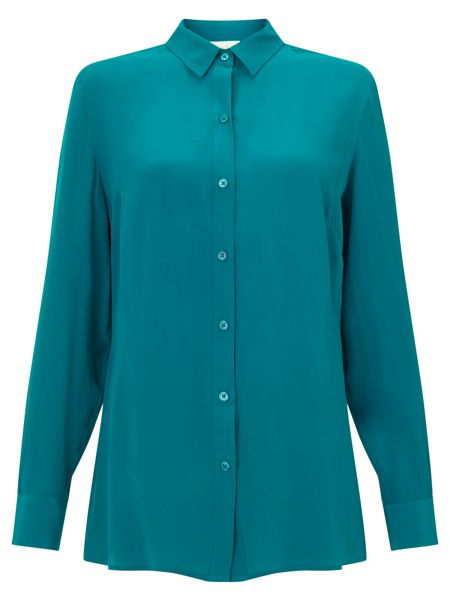 East Silk Shirt