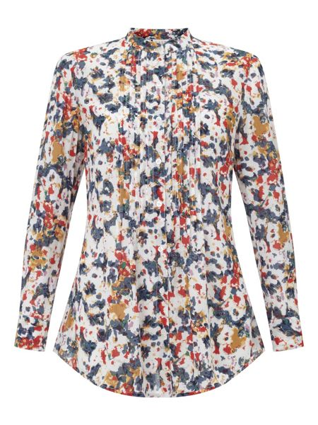 East Penny Floral Shirt