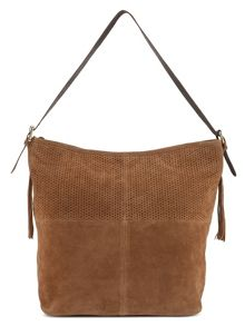 Cutout Slouchy Bag