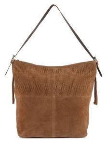 East Cutout Slouchy Bag