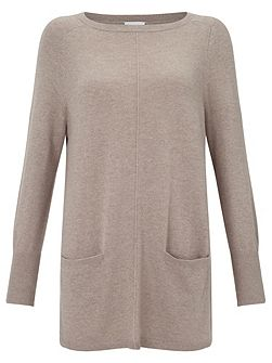 Pocket Oversized Jumper