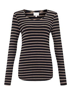 Bretton Stripe Top