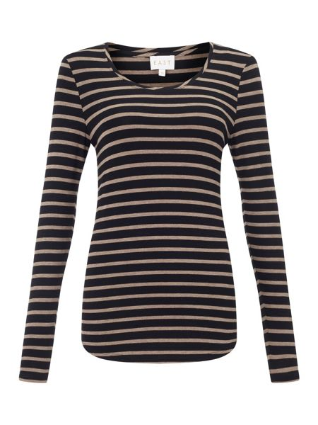 East Bretton Stripe Top