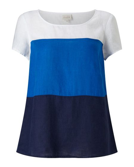 East Colour Block Top