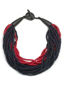 East Short Layered Necklace