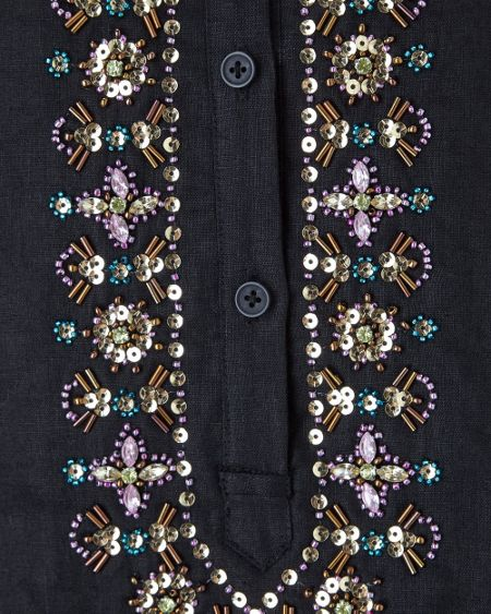 East Avani Embellished Tunic