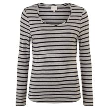 East Jersey Stripe Top