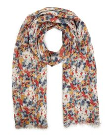 East Penny Print Scarf