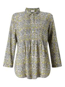 East Pondicherry Print Blouse