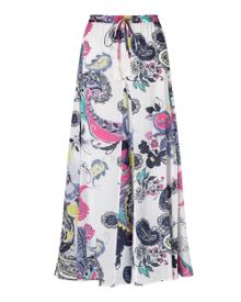 East Nico Print Skirt