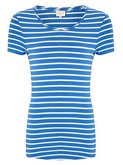 Stripe Basic T-Shirt