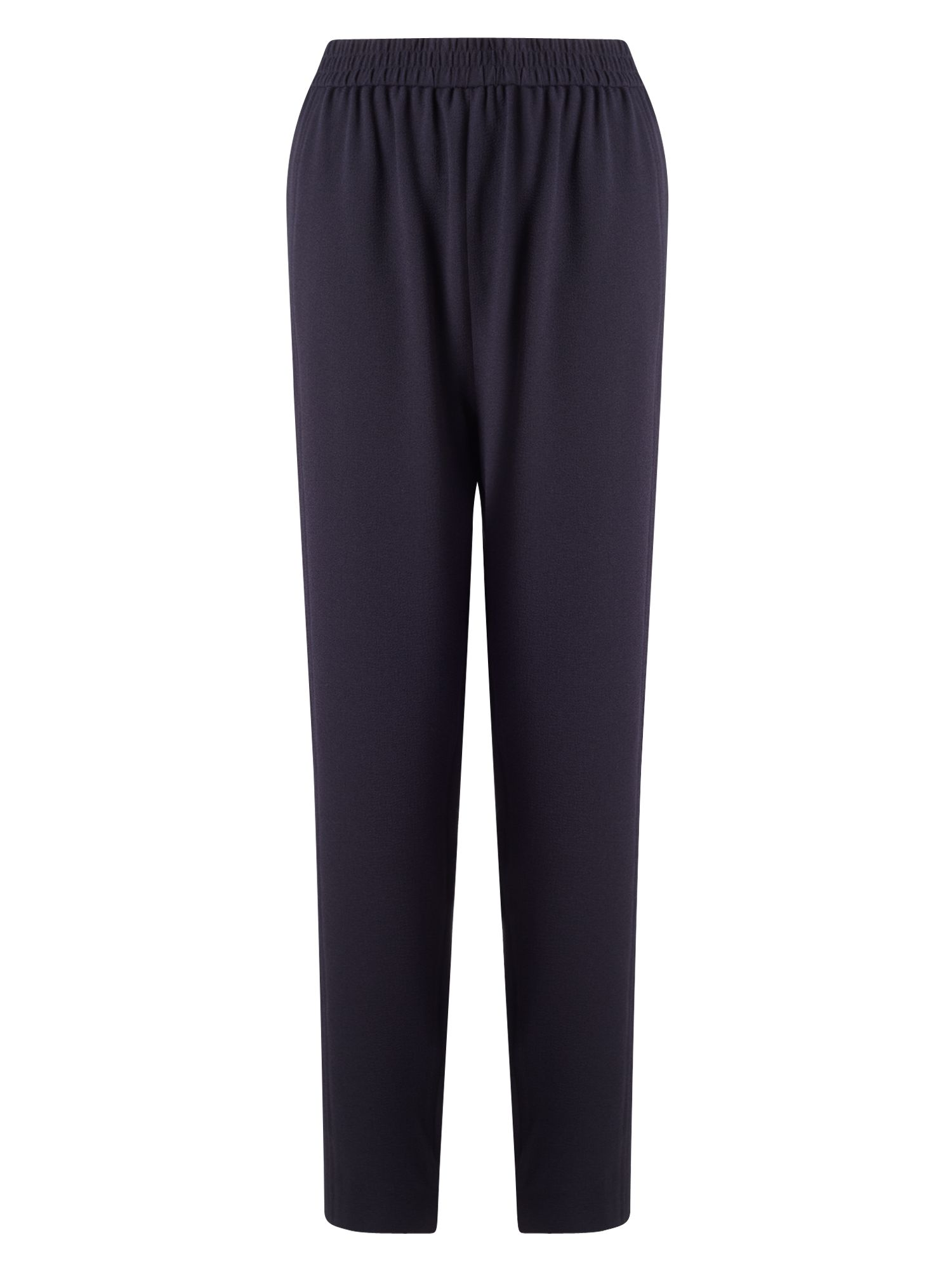 East Crepe Trousers, Blue