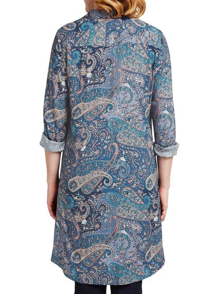 East Adeline Print Shirt