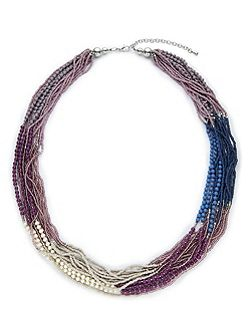 Leena Colourblock Necklace