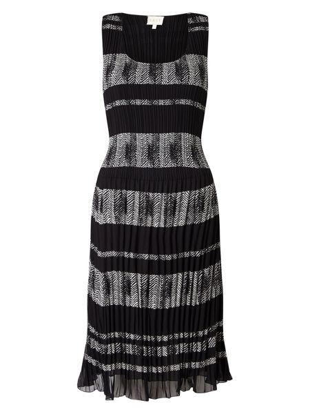 East Mayfair Pleat Dress