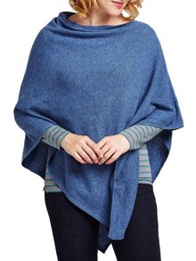 East Knitted Poncho