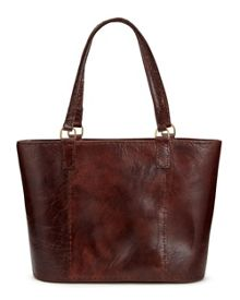 East Joan Leather Bucket Bag