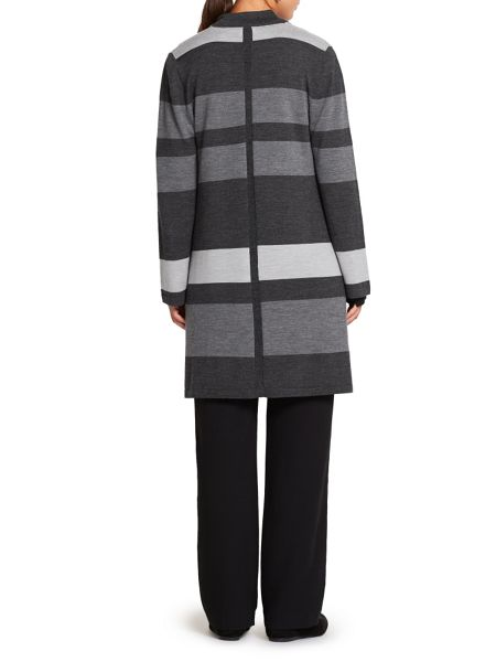 East Stripe Edge To Edge Cardi