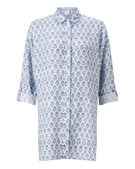 East Lilith Oversized Shirt