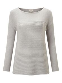 East Sparkle Rib Jumper