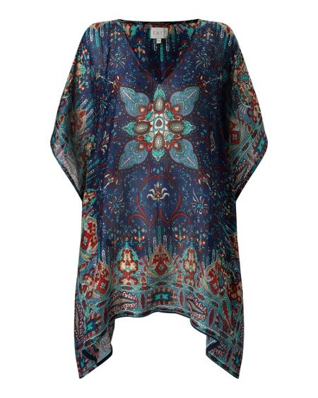 East Silk Beach Kaftan