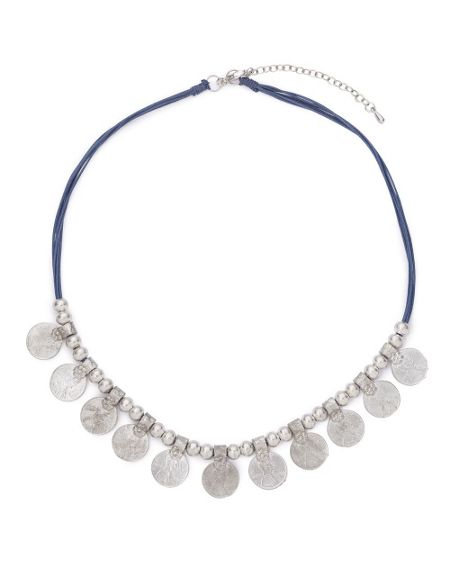 East Ethnic Coin Necklace