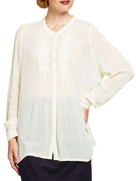 East Embroidered Blouse