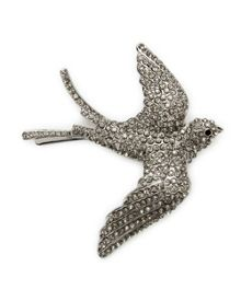 East Jewel Bird Brooch