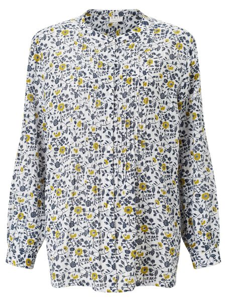 East Naomi Pintuck Shirt