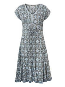 East Sureka Print Dress
