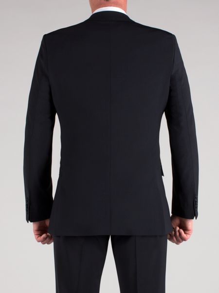 Alexandre of England Plain Navy Jacket