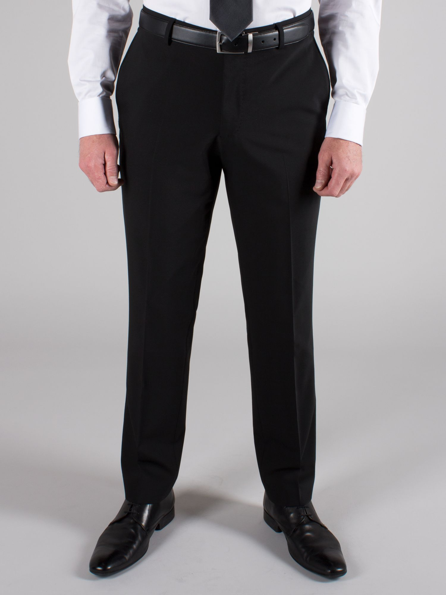 Plain Black Trouser