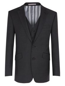 Alexandre of England Charcoal Small Effect Jacket