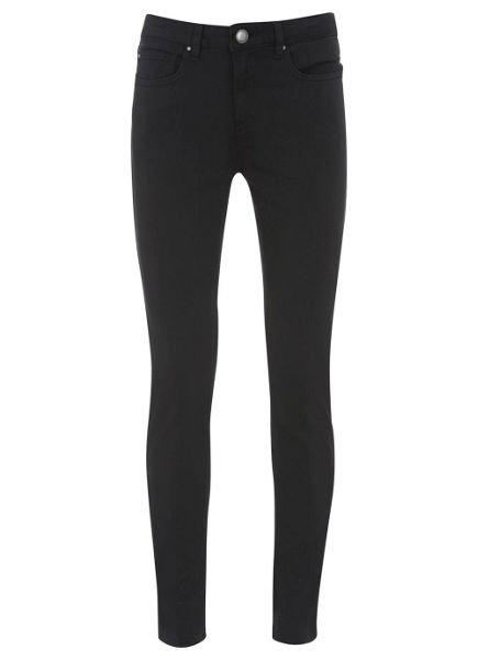 Mint Velvet Seattle Black Skinny Jean