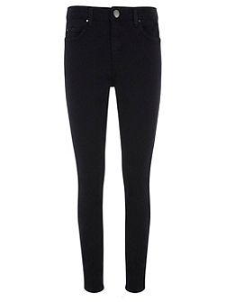 Navy Seattle Luxe Skinny Jean