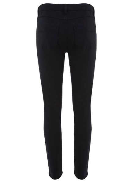 Mint Velvet Navy Seattle Luxe Skinny Jean