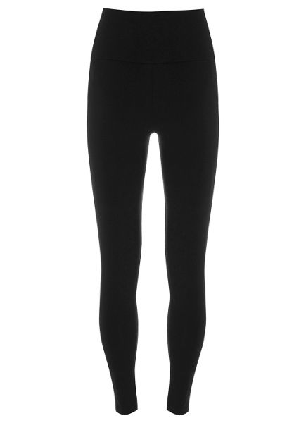 Mint Velvet Black Legging