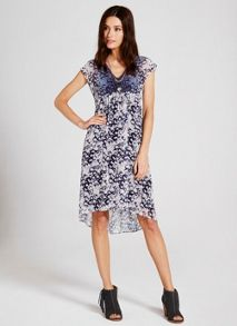 Mint Velvet Yoseline Print Dress