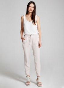 Mint Velvet Shell Luxe Zip Sports Pant