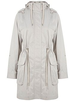 Dove Shine Parka